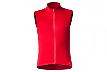 Mavic Jacket Mistral Haute Red S