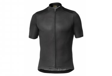 Mavic Short Sleeves Jersey Cosmic pro Black