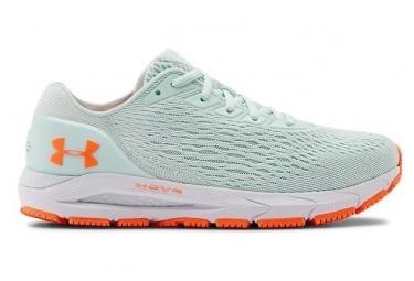 Chaussures de Running Femme Under Armour HOVR Sonic 3 Bleu / Orange