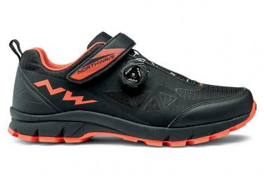 Northwave Corsair MTB Shoes Black / Orange