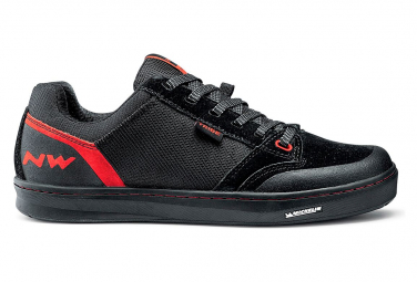 Chaussures VTT Northwave Tribe Noir / Rouge