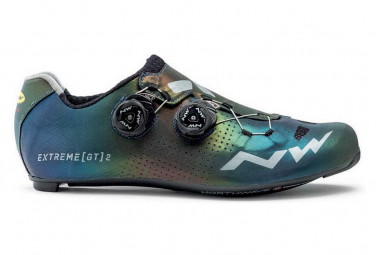 Northwave Extreme GT 2 Road Shoes Blue / Petrol