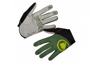 Par de guantes Endura Hummvee Lite icon Green For t
