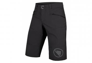 Endura SingleTrack II Black MTB Shorts