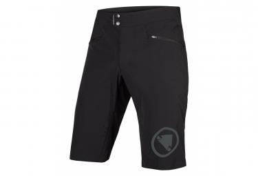 Endura SingleTrack Lite MTB Shorts Black