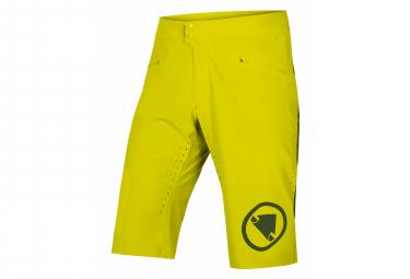 Shorts de MTB Young Mustard Endura SingleTrack Lite