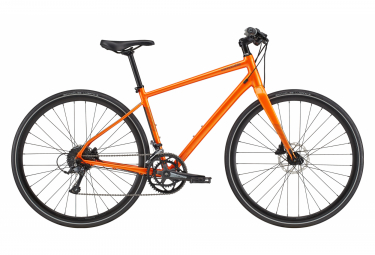 Cannondale Quick 2 Fitness Bike Shimano Sora 9S 700 mm Crush Orange