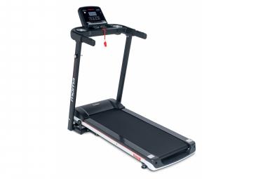 Moma Bikes Cinta de correr 1500W, Pantalla LCD, pulsómetro sensor integrado & 12 programas de entrenamientos