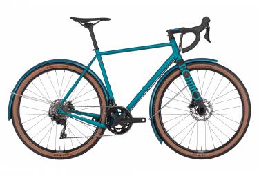 Gravel Bike Rondo Muut ST Shimano 105 11V 2020 Bleu