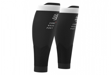 Compression sleeves Compressport R2 v2 Black