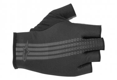 Alpinestars Ridge Short Finger Glove Black Steel Gray  M