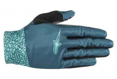 Alpinestars Stella Aspen Pro Lite Glove Teal Petrol  L