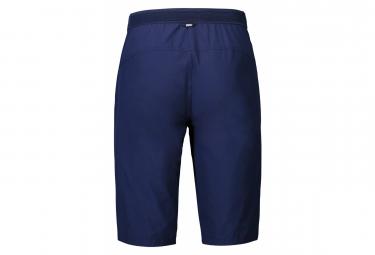 Shorts de MTB Poc Essential Enduro sin forro turmalina azul marino