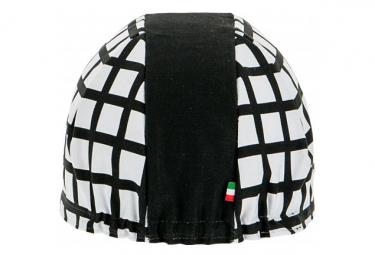 Casquette Santini Grido Noir Blanc