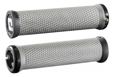 Grips Odi Elite Motion Lock On 130mm Gray / Black