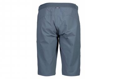 Shorts de MTB Poc Essential Enduro Sin forro Calcita Azul