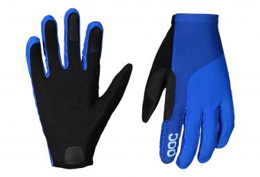 Guantes largos Poc Essential Mesh Azurite Blue / Light Azurite Blue