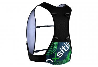 Oxsitis Atom 2 Bolsa De Trail Running Azul Marino S