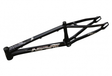 BMX Race Inspyre Concorde V2 Disc Frame Black / Chrome