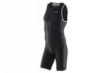 ORCA BASIC RACE Ärmelloser Anzug Schwarz Weiß
