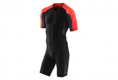 Combinaison Trifonction ORCA RS1 KONA AERO RACE SUIT Noir Rouge