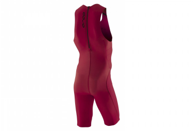 ORCA Men's RS1 SWIMSKIN Red Suit