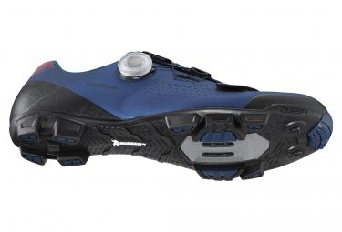 Chaussures VTT Shimano XC501 Bleu Navy Femme
