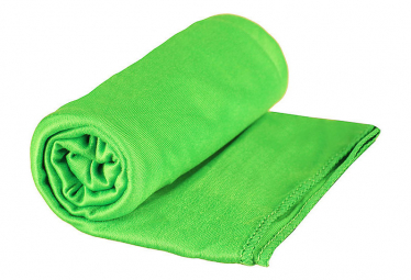 Serviette SEA TO SUMMIT POCKET / Pocket Towel Vert