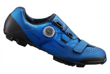 Chaussures VTT Shimano XC501 Bleu