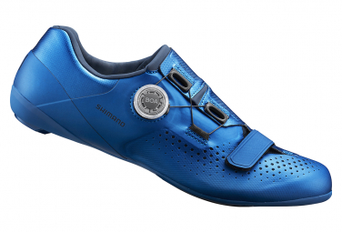 Shimano RC500 Road Shoes Blue