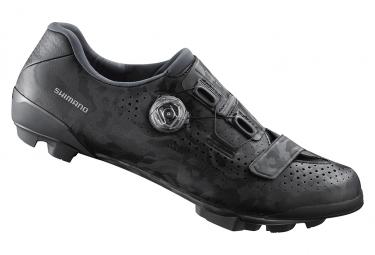 Chaussures Gravel Shimano RX8 Noir
