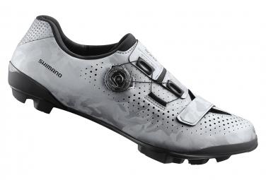 Gravel Shimano RX8 Plata Zapatos