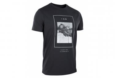 Camiseta Ion Dark Paradise Negra S