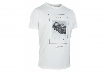 Ion Dark Paradise Camiseta Blanca Xxl