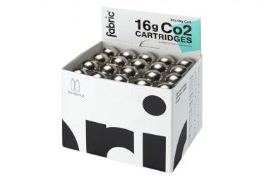 Fabric CO2 Cartridge 16g 20 Pack