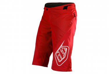 Troy Lee Designs Sprint Red Shorts