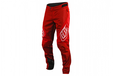 Troy Lee Designs Kids Pants Red Sprint
