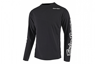 Troy Lee Designs Sprint Long Sleeve Jersey Black
