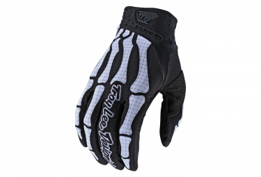 Gloves Troy Lee Designs Air Black white Child