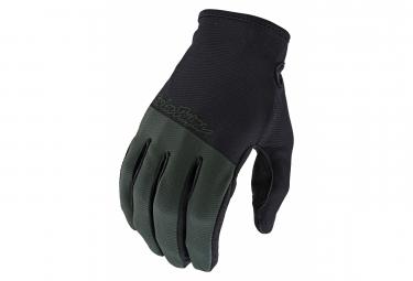 Gloves Troy Lee Designs Flowline Olive