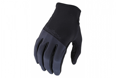 Gants Troy Lee Designs Flowline Gris