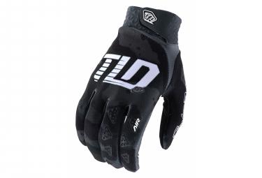 Handschuhe Troy Lee Designs Air Camo grau
