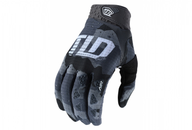 Gloves Troy Lee Designs Air Camo gray