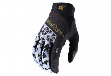 Gants Troy Lee Designs Air Blanc noir