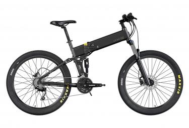 Bicicleta eléctrica de montaña Etna 500W - Negro
