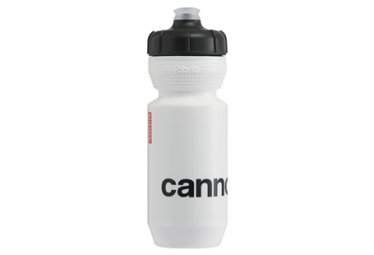 Image of Bidon isotherme cannondale logo gripper 550ml blanc