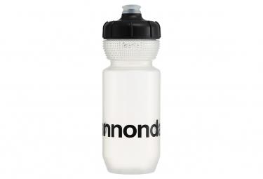 Bidon Cannondale Logo Gripper 600ml Transparent