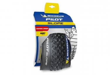Pneu VTT Dirt Michelin Pilot Slope 26'' Tubeless Ready Souple