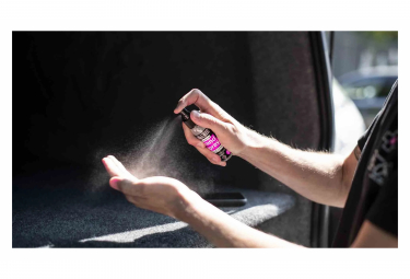 Spray désinfectant antibactérien pour les mains Muc Off 32 ml