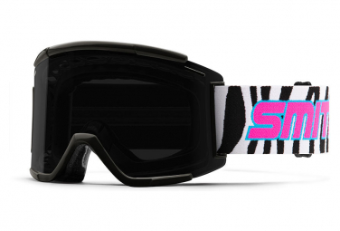 Smith Squad Xl Mtb Goggle Get Wild Black   Chromapop Sun Black